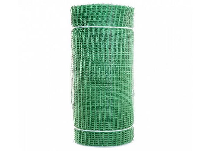 Сетка садовая пластиковая квадратная ПРОФИ 15x15мм, 0,5x20 м