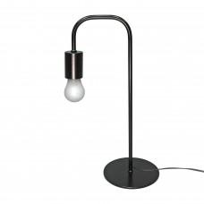 Настольная лампа черная лофт российского производства ПЕТРАСВЕТ S5082-1