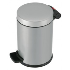 Ведро для Мусора с Педалью Hailo ProfiLine Solid 4л 0704-160