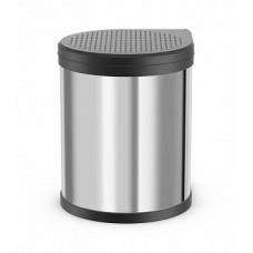 Встраиваемое мусорное ведро Hailo Compact-Box M 15л 3555-101