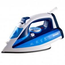 Утюг электрический 2400 Вт ЯРОМИР ЯР-032 белый с синим