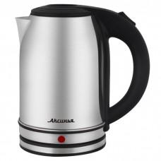 Чайник электрический 2200 Вт, 1,8 л АКСИНЬЯ КС-1012 черный