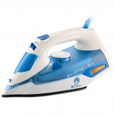 Утюг электрический 2000 Вт ВАСИЛИСА У4-2000 белый с голубым