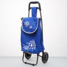 Тележка багажная ручная 20 кг DT-22 синяя
