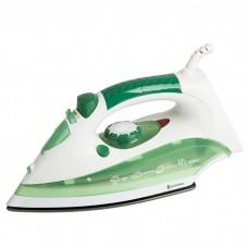 Утюг электрический 2000 Вт ВАСИЛИСА У2-2000 белый с зеленым