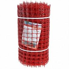 Сетка садовая пластиковая квадратная ПРОФИ 33x33мм, 0,5x20м