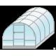 Теплицы и парники под пленку или поликарбонат