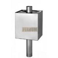 Бак Комфорт 73л прямоугольный на трубе Ф115 Ferrum