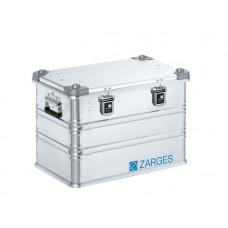 Универсальный алюминиевый ящик контейнер К 470 zarges 40564