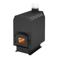 Печь отопительная ТОП модель 300 (дверца чугун)