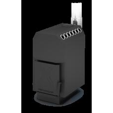 Печь отопительная ТОП модель 140 (дверца сталь)
