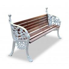 Скамейка алюминиевая «Соловей»