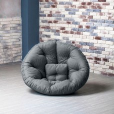 Кресло ОУСТЕР БОСТОН XL темно-серый
