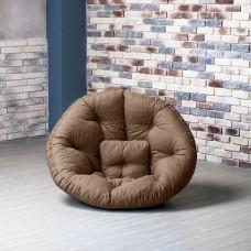 Кресло ОУСТЕР БОСТОН XL коричневый