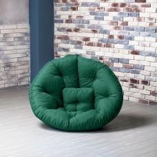 Кресло ОУСТЕР БОСТОН XL темно-зелёный
