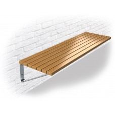 Скамейка «На стену»