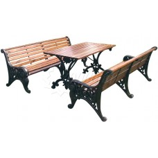 Комплект садовой мебели «Поляна»