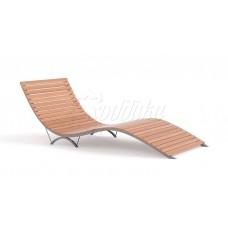 Парковый лежак 3
