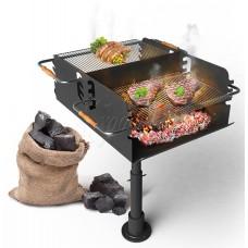 Мангал-барбекю «Парковый»