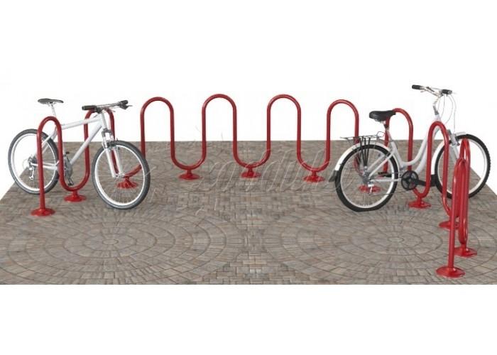 Велопарковка «Комби-9» полукруг