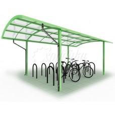 Массовая велопарковка Velo-12