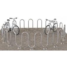 Велопарковка «Комби-8» круглая