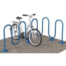 Велопарковка «Комби-12» угловая