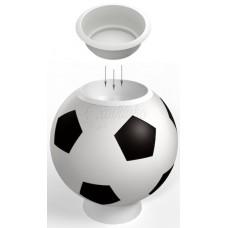 Цветочница «Футбольный мяч»