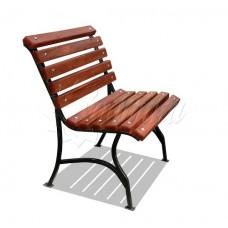 Кресло для кафе «Элегант» без подлокотников