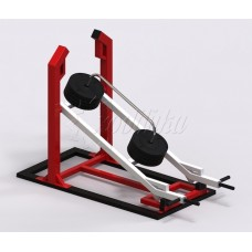 Тренажер для становой тяги