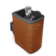 Печь для бани TMF Гейзер 2014 Carbon ДА ЗК терракота