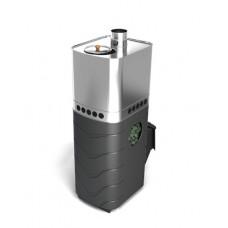 Печь для бани TMF Бирюса 2013 Carbon ДА ЗК антрацит