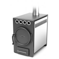 Печь отопительная TMF Нормаль-2 Турбо антрацит, НК, ТВ