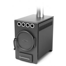 Печь отопительная TMF Нормаль-2 Турбо антрацит, ТВ