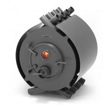 Печь отопительная TMF Валериан, 15 кВт, антрацит