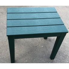 """Столик для шезлонга """"Прованс"""" зеленый."""