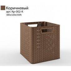 Корзина  плетеная Кр-002-К
