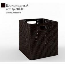 Корзина плетеная Кр-002-Ш