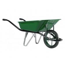 Садовая тачка  Haemmerlin CARGO MEDIUM 100 Painted литое колесо