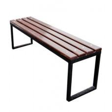 Скамейка металлическая ЛПР 1,5 м.
