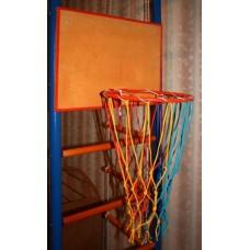 Кольцо баскетбольное с малым щитом к ДСК Вертикаль