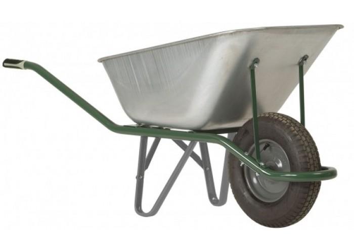 Строительная тачка Haemmerlin Cargo EXCELLIUM 120 MG GF (надувное колесо)