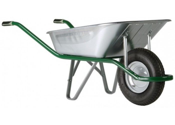 Садовая тачка Haemmerlin CARGO EXCELLIUM 100 MG GF (надувное колесо)
