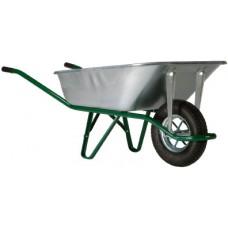 Строительная тачка Haemmerlin CARGO 160 MG GFR надувное колесо с подшипником