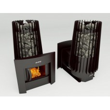 Печь для бани Grill'D Cometa 180 window black