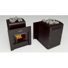 Печь для бани Grill'D Optima 150 window black