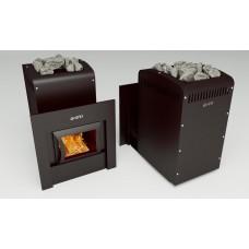 Печь для бани Grill'D Optima 250 window black
