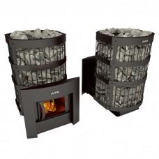 Печь для бани Grill'D Leo 300 window black