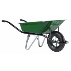 Садовая тачка  Haemmerlin CARGO MEDIUM 100 Painted надувное колесо
